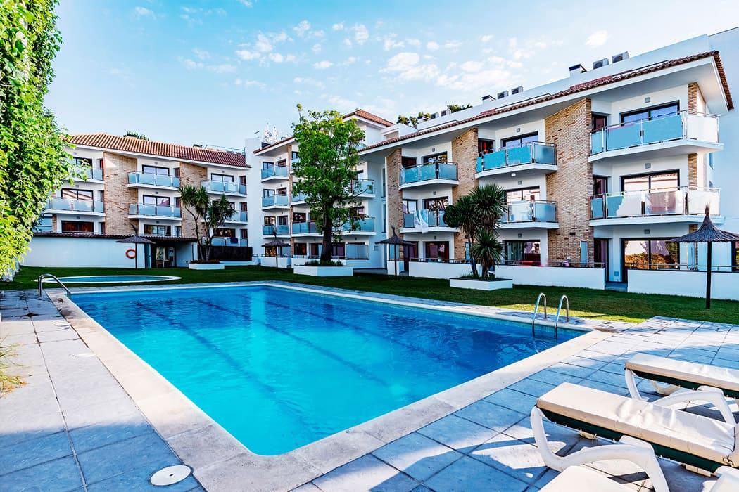 Apartamentos Sunway Apollo Sitges